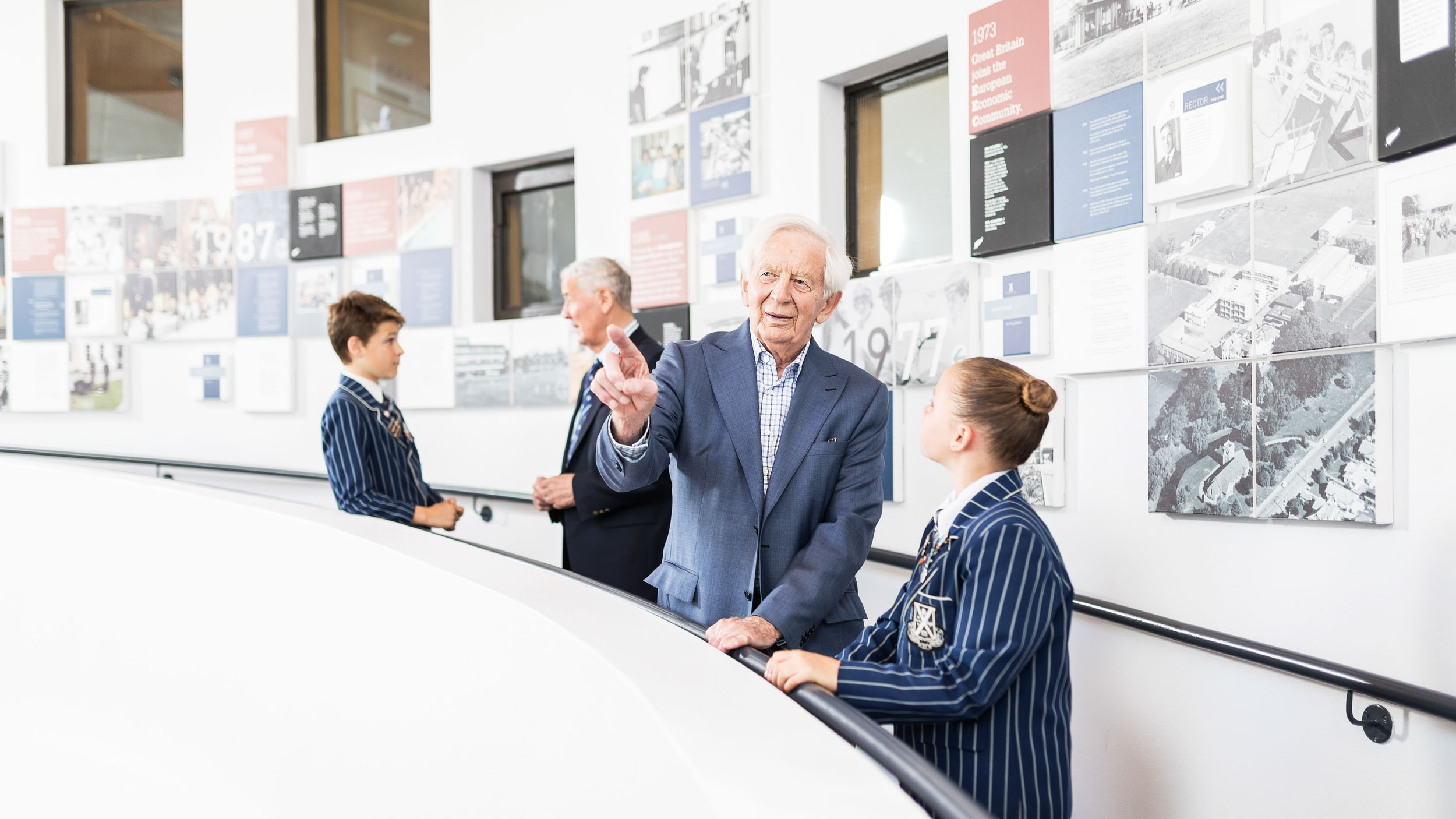 St Andrews College advertising photography